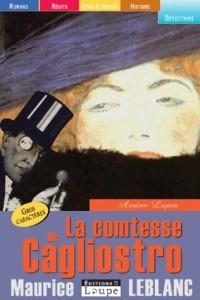 La Comtesse de Cagliostro (grands caractères)