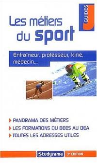 Les métiers du sport