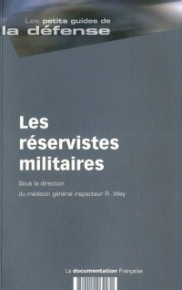 Les réservistes militaires