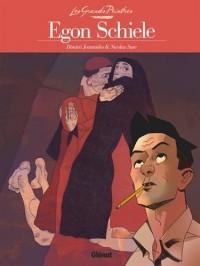Les Grands Peintres - Egon Schiele : Le Cardinal et la nonne