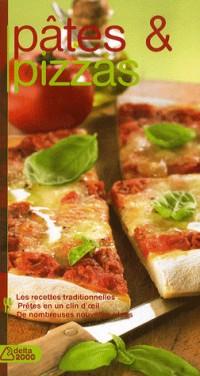 Pâtes et pizza