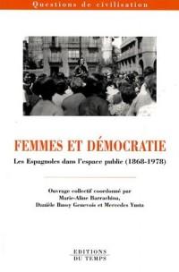 Femmes et démocratie