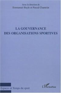 La gouvernance des organisations sportives