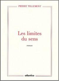 Les limites du sens