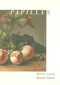 Papilles, N° 28