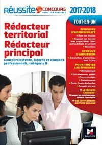 Réussite Concours Rédacteur territorial Rédacteur principal catégorie B. 2017-2018 Nº59