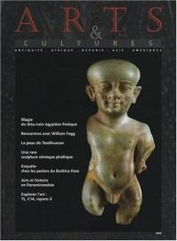 Arts & cultures, N° 9/2008 :
