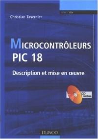Microcontrôleurs PIC 18