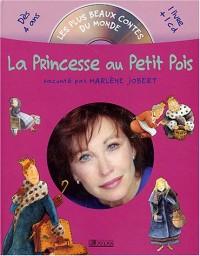 Princesse au petit pois (1 livre + 1 CD audio)