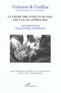 Cutures & conflits n.42 ete 2001 : le crime organise en russie : nouvelles