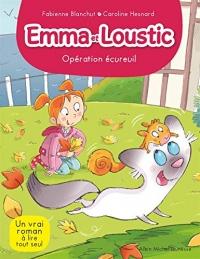 Opération écureuil: Emma et Loustic - tome 7