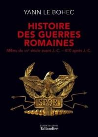 Histoire des guerres romaines