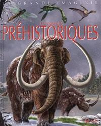Animaux préhistoriques