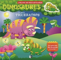 Dinosaures : Le petit Tricératops