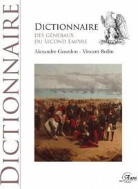Dictionnaire des généraux du second Empire