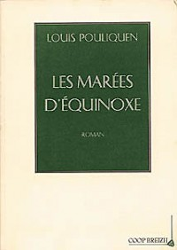 Marees d'Equinoxes (Version Poche)