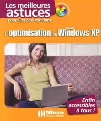 Pour aller plus loin avec l'optimisation de Windows XP