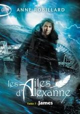 Les Ailes d'Alexanne - tome 7 James [Poche]