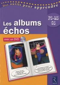 Les albums échos en maternelle