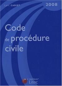Code de procédure civile (ancienne édition)