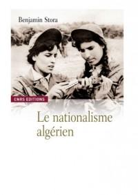 Le nationalisme algérien