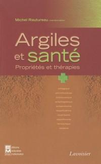 Argiles et santé : Propriétés et thérapies