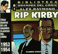 Biblioteca Grandes del Cómic: Rip Kirby nº5