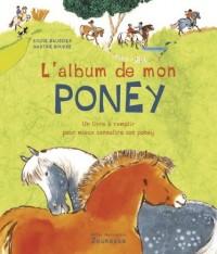 L'album de mon poney