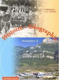 Histoire - Géographie, 1ère S