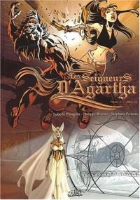 Les Seigneurs d'Agartha, tome 2 : L'oracle