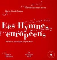 Les Hymnes européens (1CD audio)