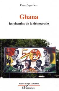 Ghana : Les chemins de la démocratie