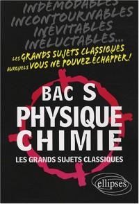 Physique-Chimie Terminale S : Enseignement obligatoire et de spécialité - Préparation au bac S