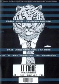 Revu Le Tigre (Mai 2007), numero II