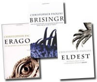 Inheritance Cycle Collection 3 Books Set Pack Collection (Brisingr, Eldest, E...