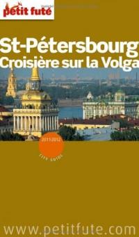 Le Petit Futé St-Petersbourg, Croisière sur la Volga