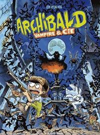 Archibald, Tome 4 : Vampire et Cie