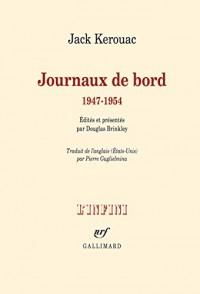 Journaux de bord: (1947-1954)