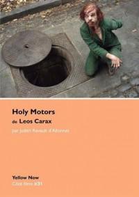 Holy Motors de Leos Carax : Les visages sans yeux
