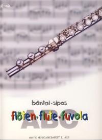 EMB (Editio Musica Budapest) BANTAI / SIPOS - FLUTE ABC Partition classique Bois Flûte traversière