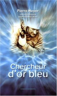 Chercheur d'or bleu