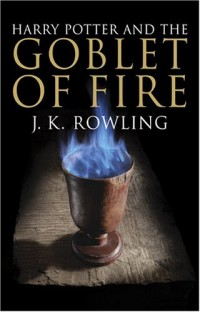 Harry Potter and the Goblet of Fire (Book 4) [Adult Edition]