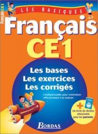 LES BASIQUES - FRANCAIS CE1    (Ancienne Edition)