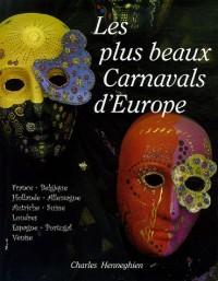 Les plus beaux carnavals d'Europe