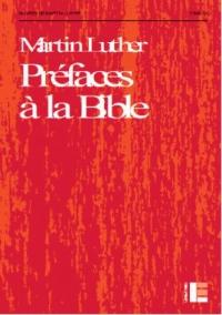 Préfaces de la bible