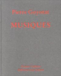 Musiques (1 livre + coffret de 12 CD)