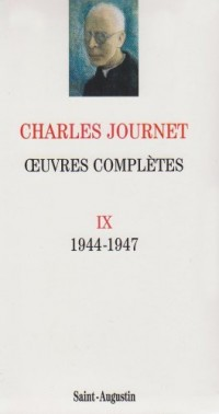 Oeuvres Completes, Volume IX