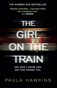 The Girl on the Train [ Livre importé dŽEspagne ]