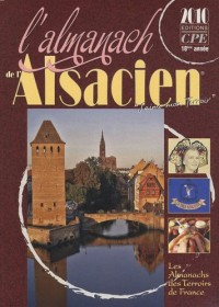 L'almanach de l'Alsacien 2010