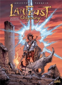 Lanfeust Odyssey 10 - Un destin Karaxastin